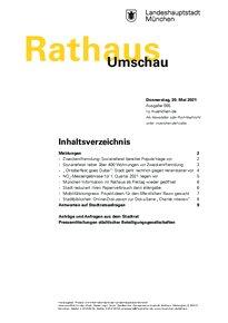 Rathaus Umschau 95 / 2021