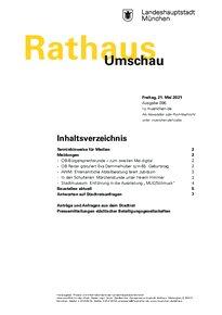 Rathaus Umschau 96 / 2021